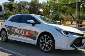 Review | 2018+ Toyota Corolla Image