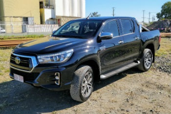 Review | 2019+ Toyota HiLux Image